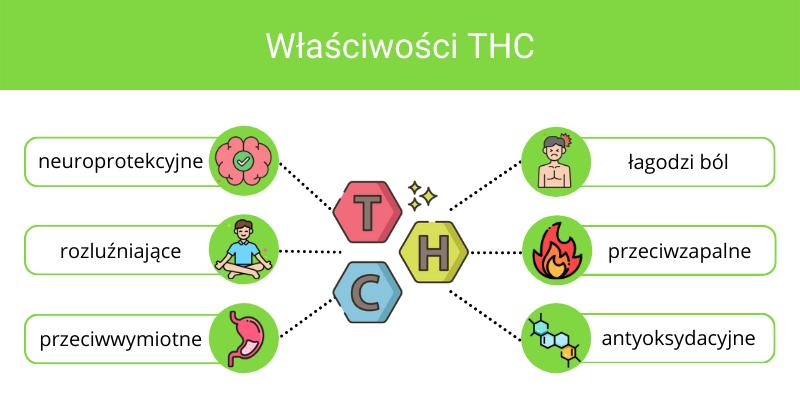 Właściwości THC(5)